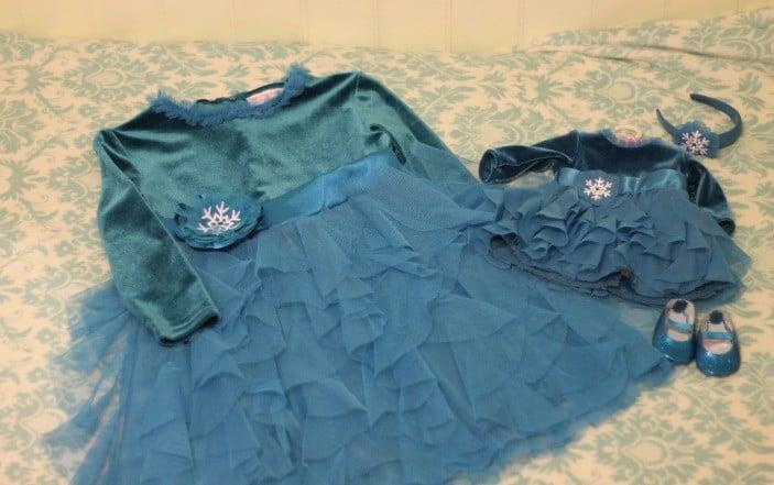 bitty baby dresses