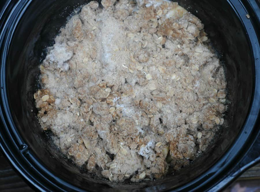 crock-pot-apple-crisp
