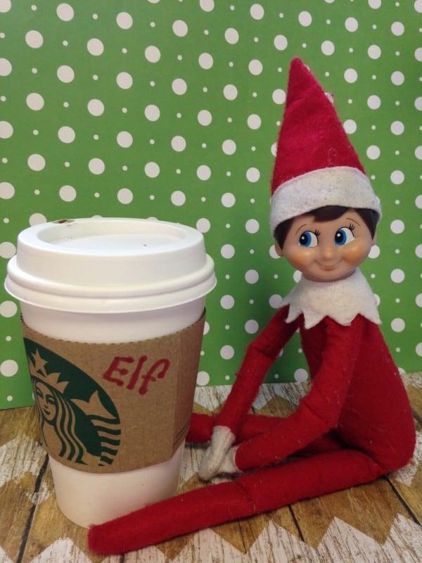 Elf on the Shelf Ideas (Again) | This Mama Loves