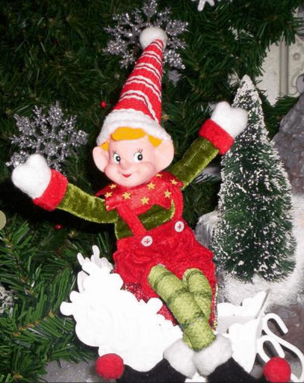 elves around world