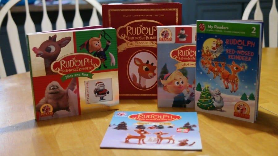 rudolph-books