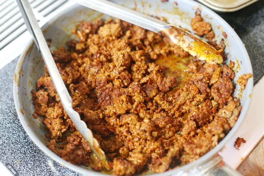sloppy-joes-stuffed-peppers-skillet