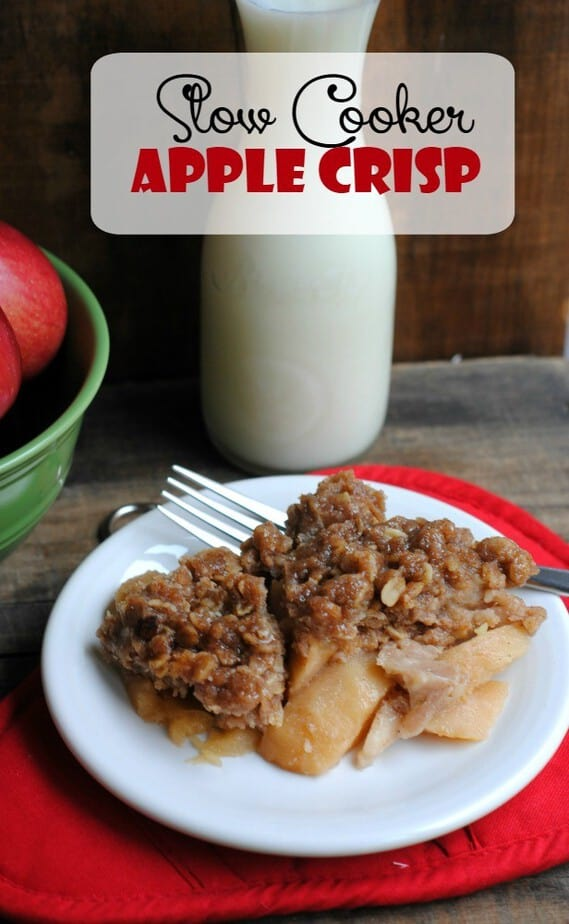 slow-cooker-apple-crisp