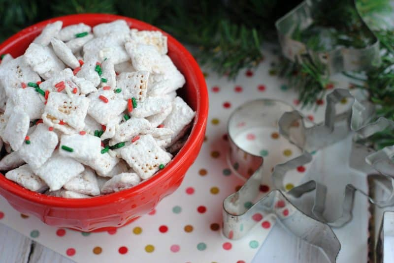 Sugar Cookie Puppy Chow Mix