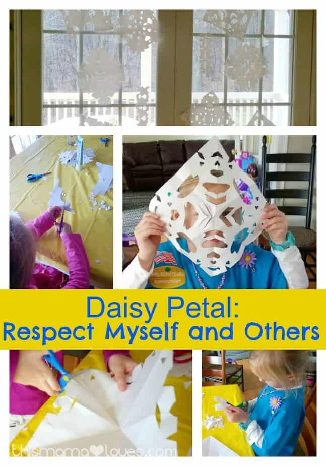 daisy-girl-scout-respect-self-others-snowflakes-label