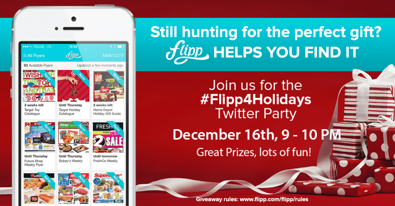 flipp holiday-twitterparty-fb