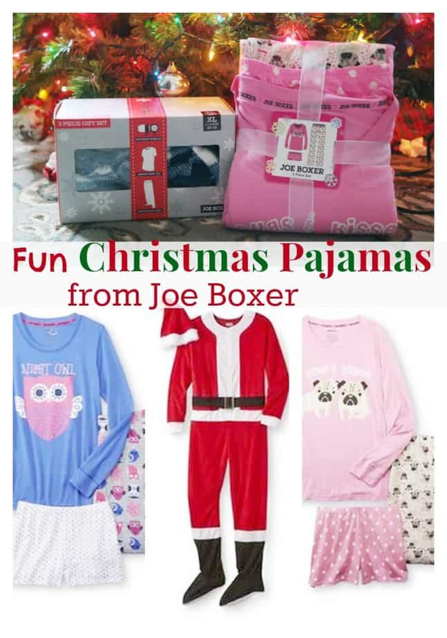 Fun Christmas Pajamas #Giveaway | This Mama Loves