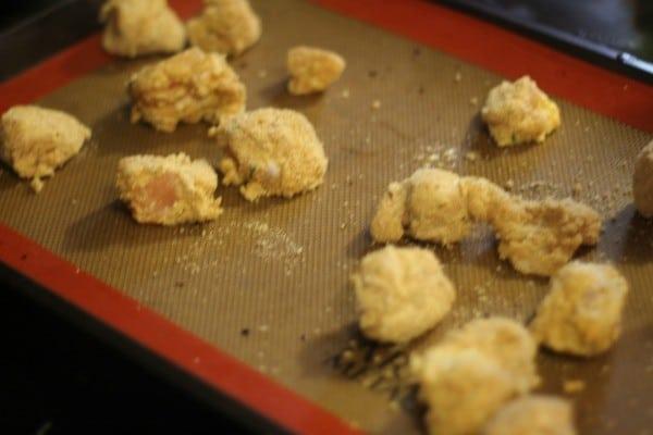 chicken nugget pan