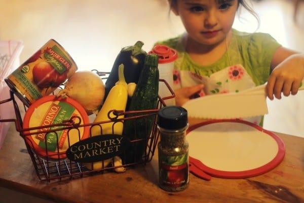 kids in the kitchen ratatouille