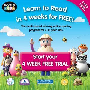 readingeggs free trial