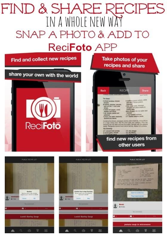 recifoto-recipe-sharing-app