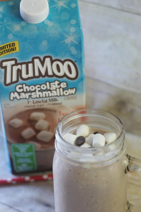 trumoo overnight oatmeal