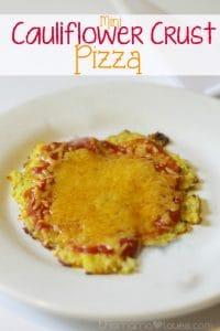 mini-cauliflower-crust-pizza