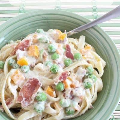 Simple Pasta Carbonara Recipe