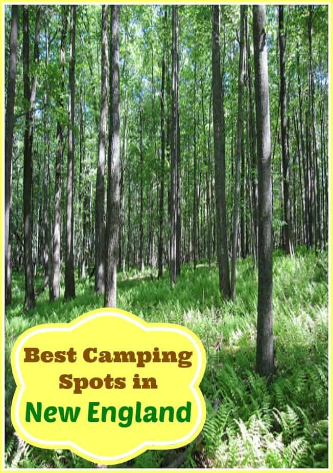 Best Camping Spots in New England