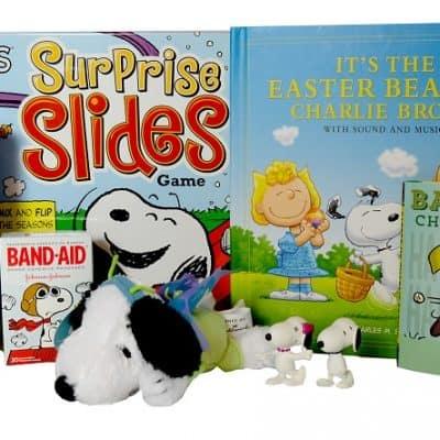 Celebrate Spring Snoopy Style