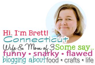Hi! I'm Brett