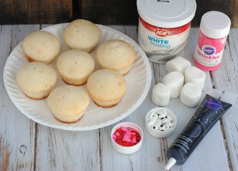 bunny-cupcakes-ingredients