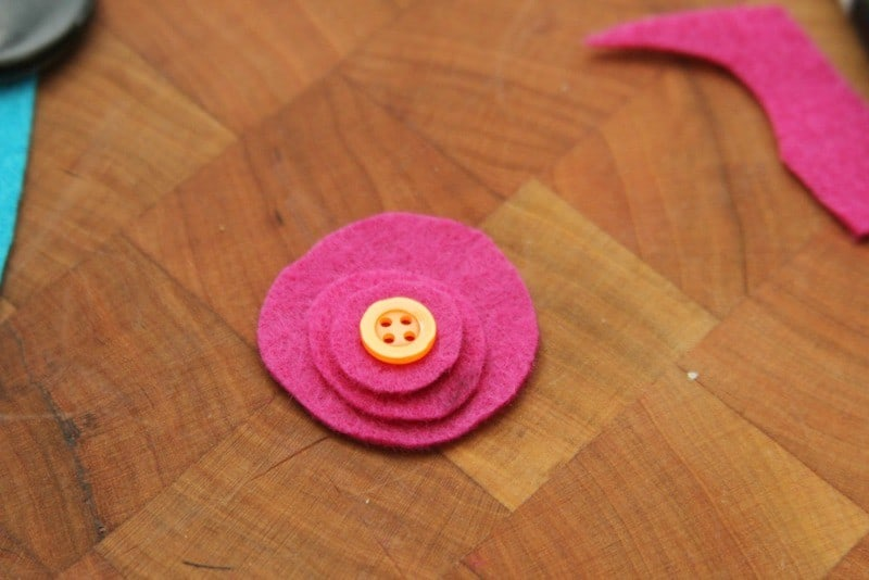 napkin rings button