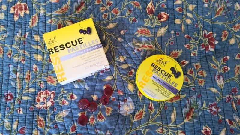 pastilles stress relief