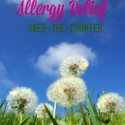 Prescription Strength Allergy Relief Medication