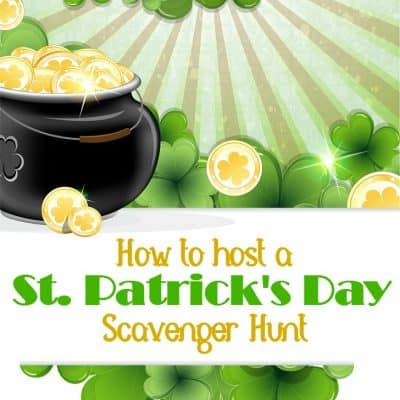 How to Host a St. Patrick's Day Scavenger Hunt