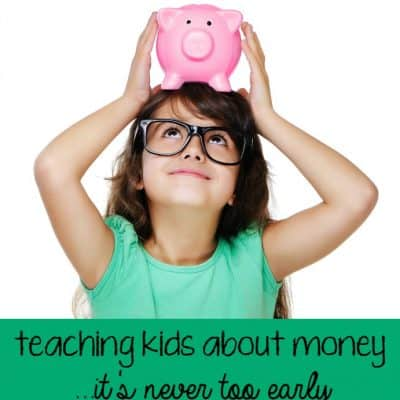 Teaching Kids About Money: It Is Never Too Early