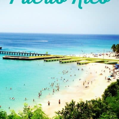6 things to do in Puerto Rico