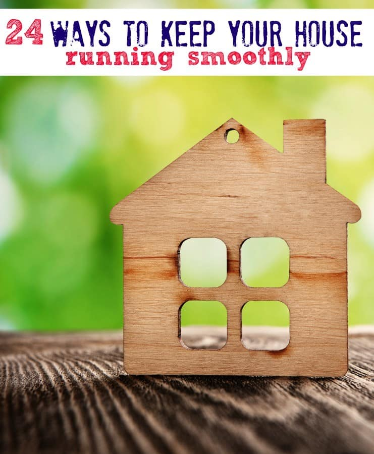 ways-keep-house-running-smoothly