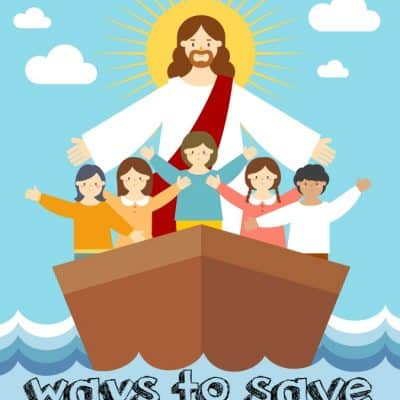 Ways to Save on Vacation Bible School