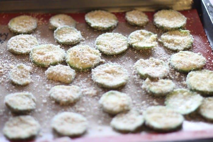 zucchini chips bake