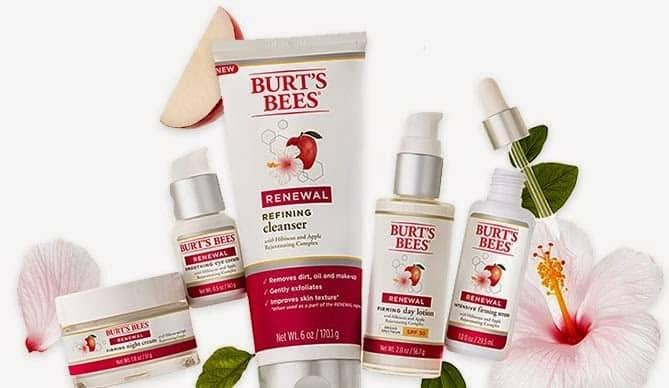 Burt's Bees Renewal