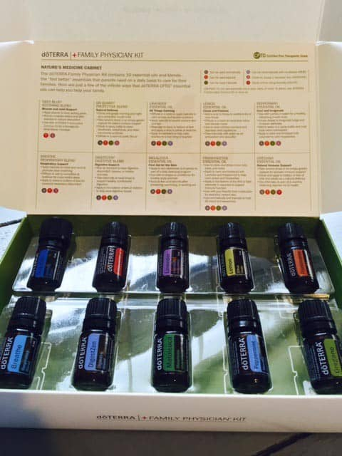 doterra essential oils for the family