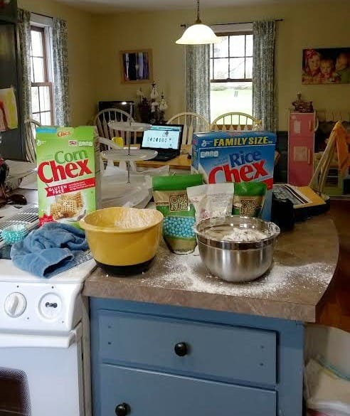 Kitchen Mess: Kitchen Cleaning Hacks #ThisIsHowIClean