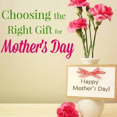 Four Steps To Choosing the Right Mother's Day Gift #Shopswell #Giveaway