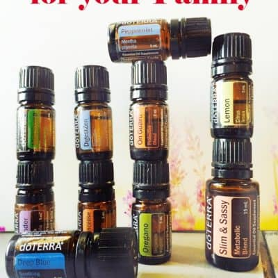 Essential Oils for Family