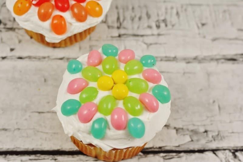 jellybeanflowercupcake