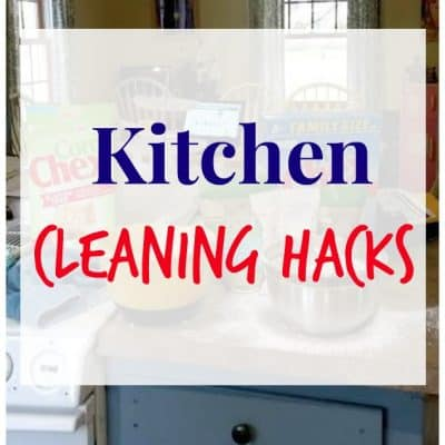 Kitchen Cleaning Hacks #ThisIsHowIClean