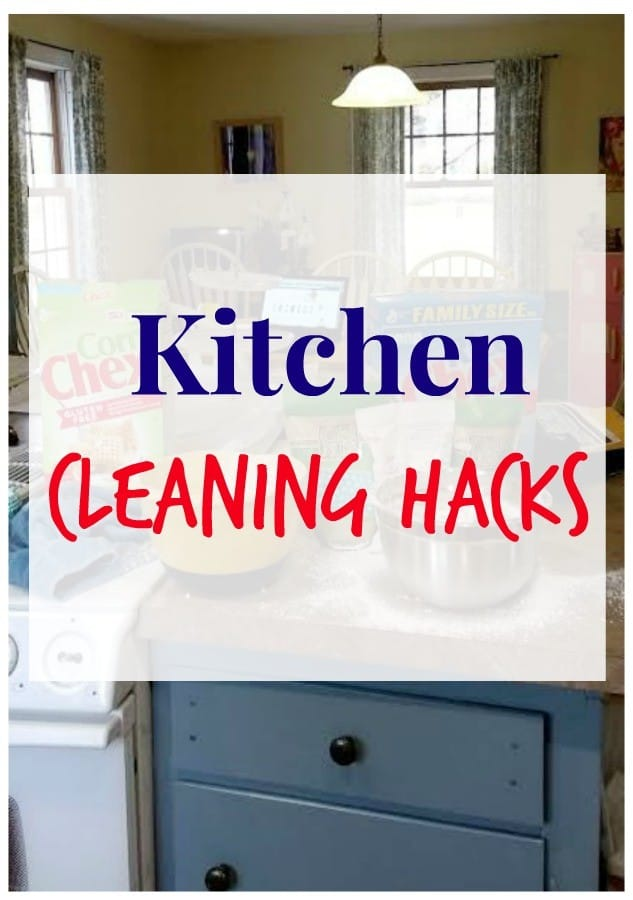Kitchen Cleaning Hacks #ThisIsHowIClean | This Mama Loves