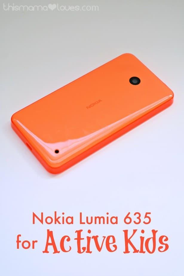 Nokia Lumia for Active Kids