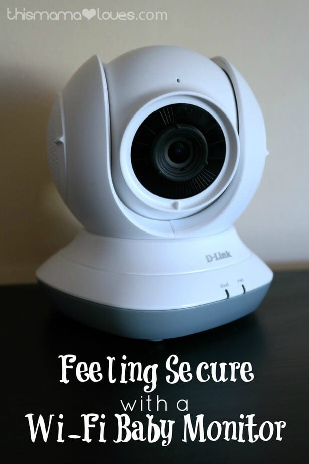 Feeling Secure With a Wi-Fi Baby MonitorFeeling Secure With a Wi-Fi Baby Monitor