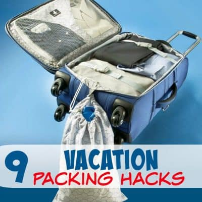 9 Vacation Packing Hacks