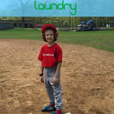 Sports Laundry Hacks