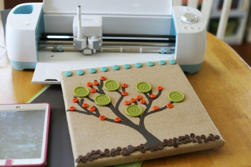 cricut-explore-air-canvas-project