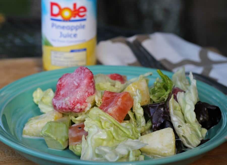 dole salad