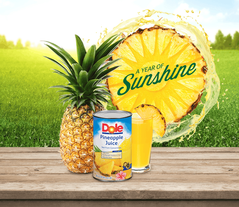 Is Dole Pineapple Slices Gluten Free