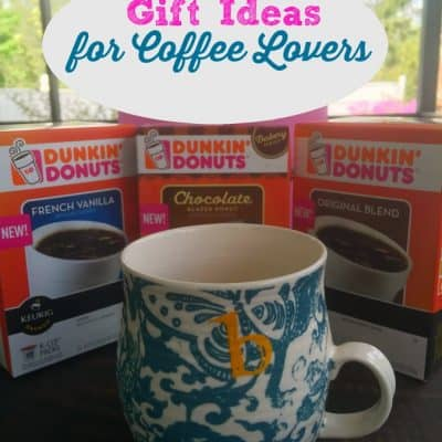 Four Great Gifts for Coffee Drinkers