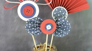 Patriotic Paper Craft