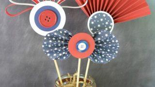 Patriotic Paper Craft