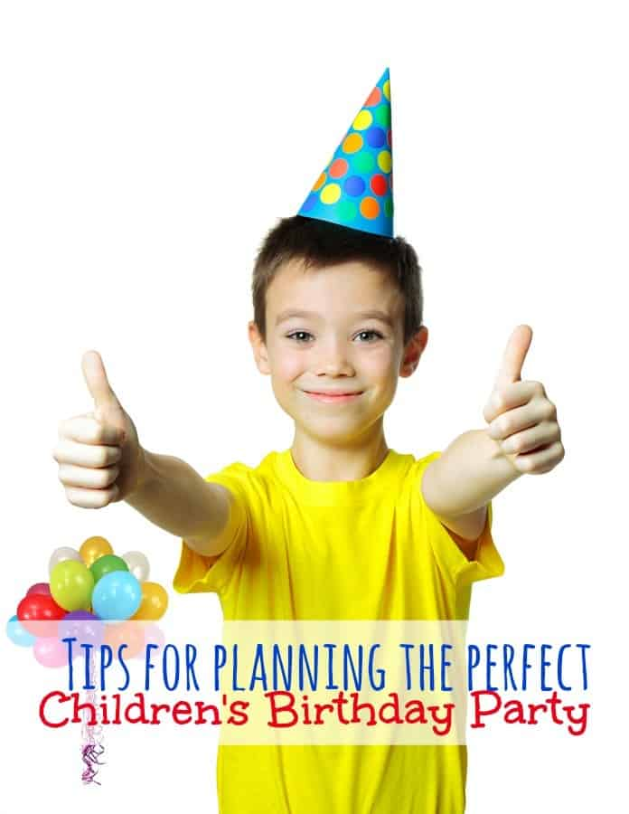 tips-planning-perfect-childrens-birthday-party